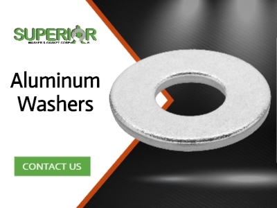 Aluminum Washers - Banner Ad - 400x300