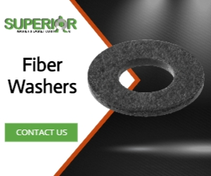 Fiber Washers - Banner Ad - 300x250