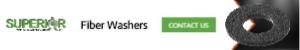 Fiber Washers - Banner Ad - 300x50