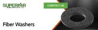 Fiber Washers - Banner Ad - 320x100