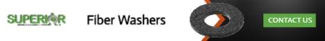 Fiber Washers - Banner Ad - 468x60