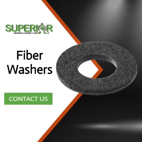 Fiber Washers - Banner Ad - 480x480