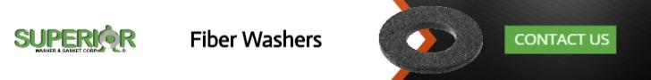 Fiber Washers - Banner Ad - 728x90