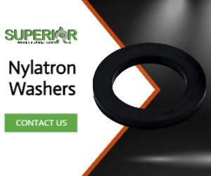 Nylatron Washers - Banner Ad - 300x250
