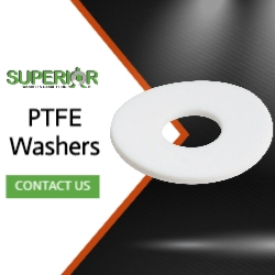 PTFE Washers - Banner Ad - 250x250