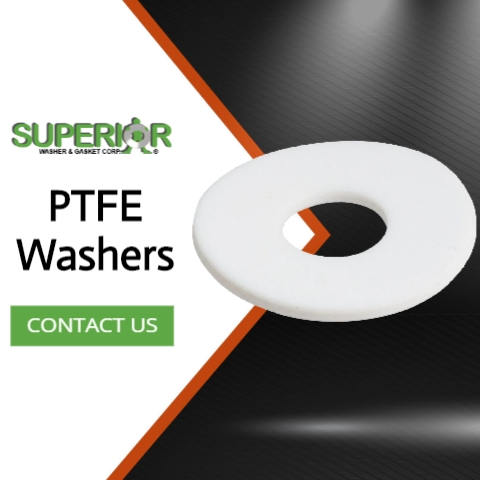 PTFE Washers - Banner Ad - 480x480