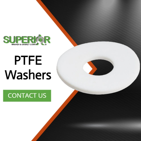PTFE Washers - Banner Ad - 600x600