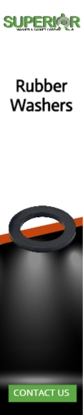 Rubber Washers - Banner Ad - 120x600