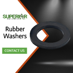Rubber Washers - Banner Ad - 250x250
