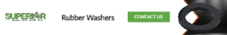 Rubber Washers - Banner Ad - 320x50