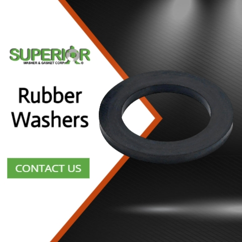 Rubber Washers - Banner Ad - 480x480
