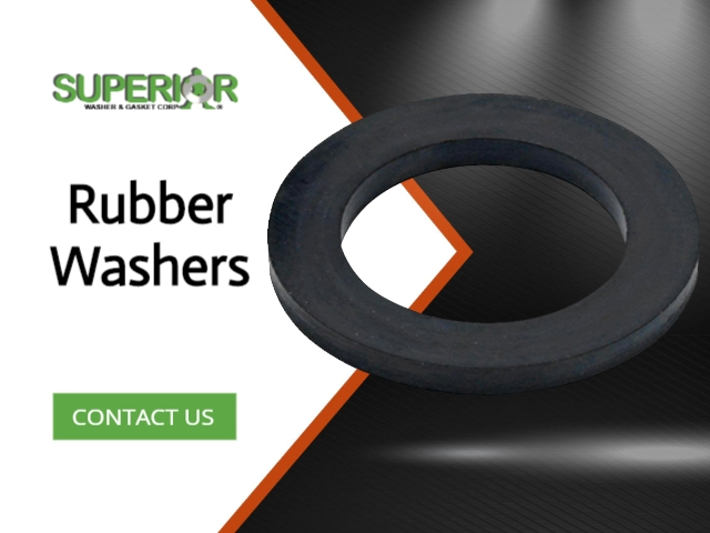 Rubber Washers - Banner Ad - 640x480
