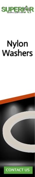 Nylon Washers Banner 120x600
