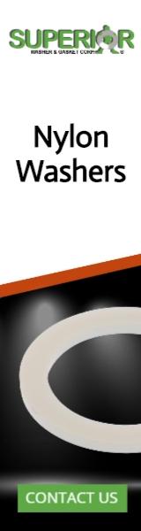 Nylon Washers Banner 160x600
