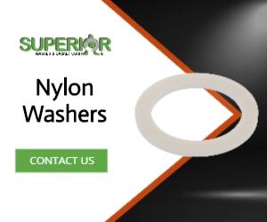 Nylon Washers Banner 300x250