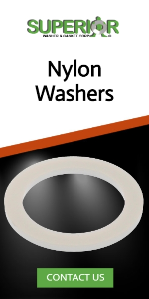 Nylon Washers Banner 300x600
